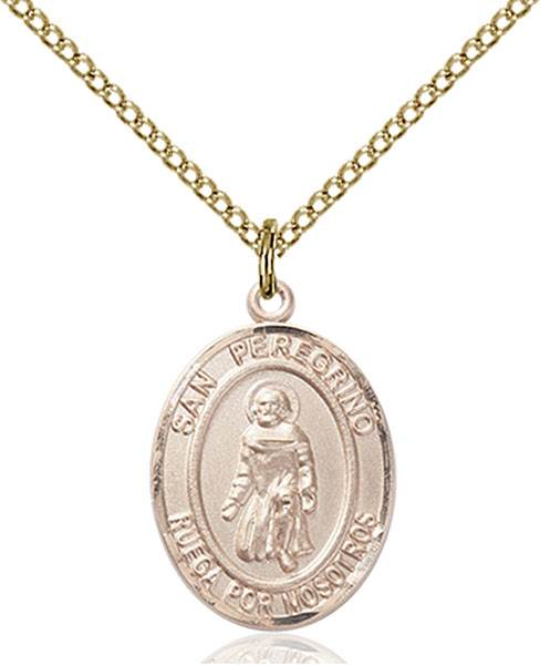 San Peregrino Necklace Sterling Silver