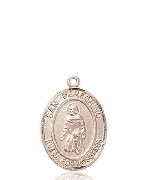 San Peregrino Necklace Solid Gold
