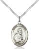 St. Peter The Apostle Pendant St. Peter The Apostle ,Butchers and Fisherman,Patron Saints,Patron Saints - P, sterling silver medals, gold filled medals, patron, saints, saint medal, saint pendant, saint necklace, 8090,7090,9090,7090SS,8090SS,9090SS,7090GF,8090GF,9090GF,