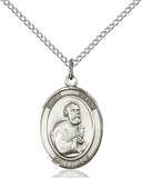 St. Peter Necklace Sterling Silver