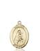 St. Rita Necklace Solid Gold