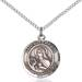 Santa Teresita Necklace Sterling Silver