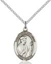 St. Thomas More Patron Saint Necklace