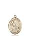 St. Veronica Necklace Solid Gold