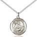 St. William Necklace Sterling Silver