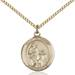 St. Zachary Necklace Sterling Silver