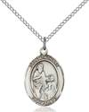 St. Zachary Patron Saint Necklace