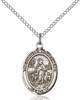 Lord is my Shepherd Necklace Sterling Silver