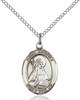 St. Bridget Necklace Sterling Silver