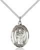 St. Stanislaus Necklace Sterling Silver