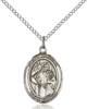 St. Ursula Necklace Sterling Silver