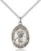 St. Marcellin Necklace Sterling Silver