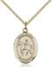 St. Kateri Necklace Sterling Silver