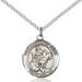 St. Martin Necklace Sterling Silver