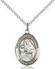 Madonna Del Ghisallo Necklace Sterling Silver
