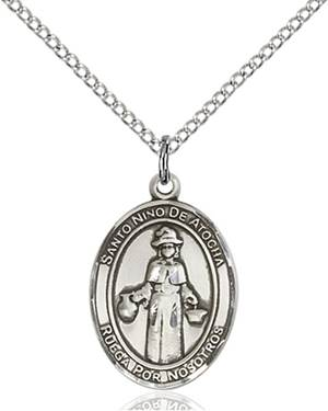 Nino De Atocha Necklace Sterling Silver