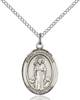 St.  Barnabas Necklace Sterling Silver
