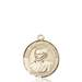 St. Ignatius Necklace Solid Gold