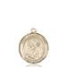 St. Dominic Necklace Solid Gold