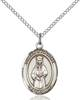 Our Lady of Hope Necklace Sterling Silver