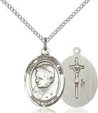 Pope Benedict XVI Necklace Sterling Silver