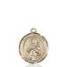 St. Matilda Necklace Solid Gold