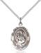 Virgen Del Carmen Necklace Sterling Silver