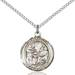St. Zita Necklace Sterling Silver