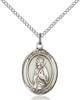 St. Alice Necklace Sterling Silver