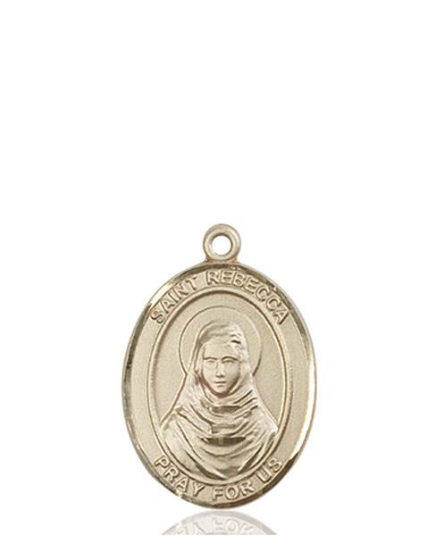St Rebecca Necklace Solid Gold