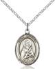 St. Victoria Necklace Sterling Silver