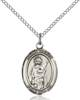 St. Grace Necklace Sterling Silver
