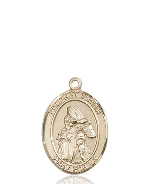 St. Isaiah Necklace Solid Gold