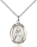 St. Samuel Necklace Sterling Silver