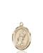 St. Tarcisius Necklace Solid Gold