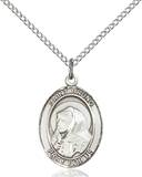 St. Bruno Necklace Sterling Silver