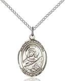 St. Perpetua Necklace Sterling Silver