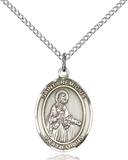 St. Remigius Necklace Sterling Silver