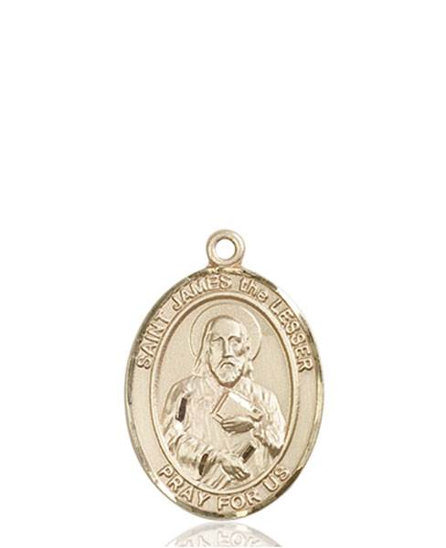 St. James Necklace Solid Gold