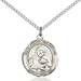 St. James Necklace Sterling Silver
