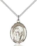 St. Susanna Necklace Sterling Silver