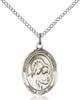 Our Lady of Good Necklace Sterling Silver