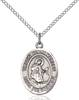 Viren De La Merced Necklace Sterling Silver