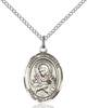Mater Dolorosa Necklace Sterling Silver