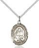 Marie Magdalen Necklace Sterling Silver
