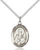 St. Athanasius Necklace Sterling Silver