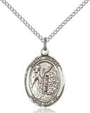 St. Fiacre Necklace Sterling Silver