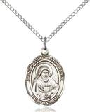 St. Bede Necklace Sterling Silver