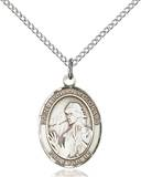 St. Finnian Necklace Sterling Silver