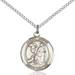 St. Roch Necklace Sterling Silver